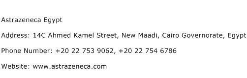 Astrazeneca Egypt Address Contact Number