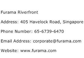 Furama Riverfront Address Contact Number