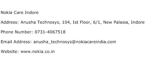 Nokia Care Indore Address Contact Number